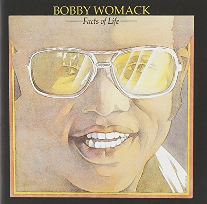 bobby womack - facts of life CD 1994 right stuff capitol 10 tracks used mint