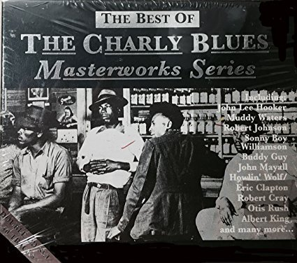 best of charly blues masterworks series - various artists CD 2-discs 40 tracks used mint