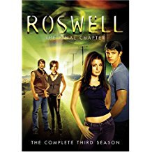 rosewell the final chapter - complete third season DVD 5-discs widescreen 2005 used mint