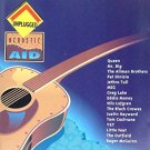 acoustic aid - various artists CD 1992 Kome oxymoron 16 tracks used mint