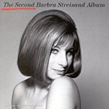 barbra streisand - second barbra streisand album CD columbia 11 tracks used mint