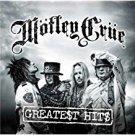 motley crue - greatest hits CD + DVD 2-discs 2000 eleven seven 19 tracks used mint