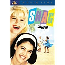 shag the movie DVD 1989 2001 MGM 99 minutes PG widescreen used mint