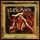 seether - holding onto strings better left to fray CD + DVD 2-discs 2011 wind-up used mint