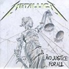 metallica - and justice for all CD 1988 elektra 9 tracks used mint