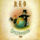 reo speedwagon - earth a small man his dog and a chicken CD 1990 sony epic 11 tracks used mint