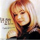 leann rimes - how do i live dance mix CD 1998 curb 5 tracks used mint