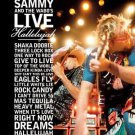 sammy hagar - sammy and the wabo's live hallelujah CD 2003 sanctuary BMG Direct new