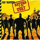 bad manners - return of the ugly CD 1989 blue beat relativity 10 tracks used mint