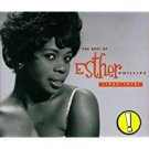 esther phillips - best of esther phillips 1962 - 1970 CD 2-discs 1997 rhino 40 tracks used mint