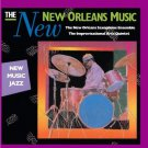 new new orleans music - new orleans saxophone ensemble + improvisational arts quintet CD