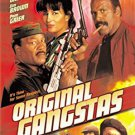 original gangstas - fred williamson + jim brown DVD 2000 MGM 99 mins used mint
