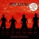 sepultura - blood-rooted CD 1997 roadrunner 18 tracks used mint