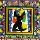 third world - serious business CD 1989 polygram 13 tracks used mint
