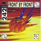 front 242 - front by front CD 1992 sony epic 16 tracks used mint