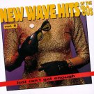 just can't get enough - new wave hits of the '80s vol.8 CD 1982 rhino 16 tracks used mint