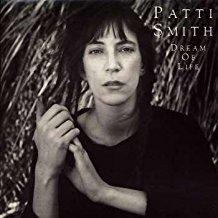 patti smith - dream of life CD 1988 arista 8 tracks used mint