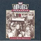 blues masters volume 6 blues originals - various artists CD 1993 rhino 18 tracks used mint