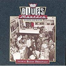 blues masters volume 6 blues originals - various artists CD 1993 rhino 18 tracks used mint