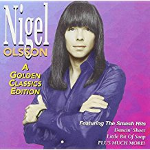 nigel olsson - a golden classics edition CD 1997 collectables 9 tracks new