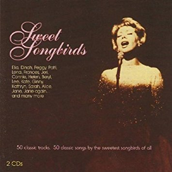 sweet songbirds - various artists CD 2-discs 2006 flare UK50 tracks new