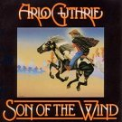 arlo guthrie - son of the wind CD 1991 rising son records 12 tracks used mint