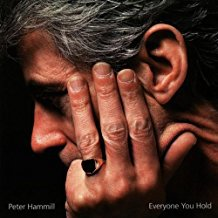 peter hammill - everyone you hold CD 1997 DGM discipline global mobile 9 tracks used mint