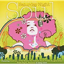 get down with ... saturday night soul - various artists CD 2005 union square 15 tracks used mint