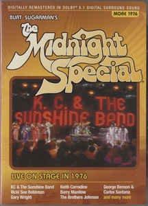 burt sugarman's midnight special - more 1976 - various artists DVD 2007 guthy-renker new