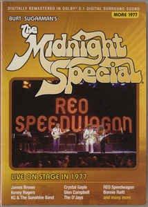 burt sugarman's midnight special - more 1977 DVD 2007 guthy-renker 15 tracks new