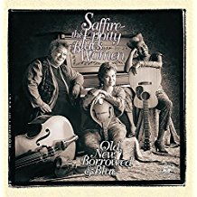 saffire the uppity blues women - old new borrowed & blue CD 1994 alligator 16 tracks used mint