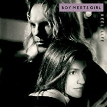 boy meets girl - reel life CD 1988 RCA BMG 10 tracks used mint