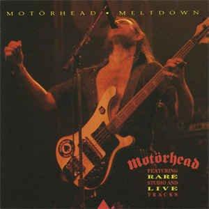 motorhead - meltdown CD 1992 roadrunner 13 tracks used mint