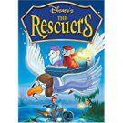 disney's rescuers DVD 2003 76 minutes region 1 General audiences used mint