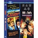 bill & ted's excellent adventure + bill & ted's bogus journey DVD 2009 MGM new PG