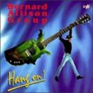 bernard allison group - hang on! CD 1993 in-akustik 12 tracks used mint