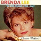 brenda lee - in the mood for love CD 1998 universal hip-o 18 tracks used mint