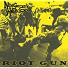 new society of anarchists - riot gun CD 1997 24-seven records 8 tracks used mint