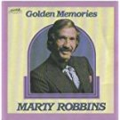 marty robbins - golden memories CD 1985 CBS heartland music CBS 24 tracks used mint