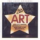 soup dragons - this is our art CD 1988 sire 11 tracks used mint
