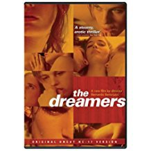 dreamers - bernardo bertolucci, director DVD original uncut NC-17 2004 20th century fox 115 mins