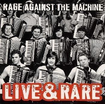 rage against the machine - live & rare CD 1996 sony japan 12 tracks used mint