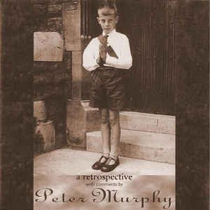 peter murphy - a retrospective CD 1995 atlantic PRCD 6220-2 used mint