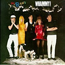 B-52's - whammy! CD 1983 warner 9 tracks used mint
