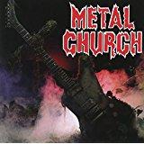 metal church - metal church CD 1985 elektra 9 tracks used mint