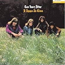 ten years after - a space in time CD 1971 chrysalis 10 tracks used mint