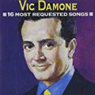 vic damone - 16 most requested songs CD 1992 sony used mint