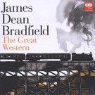 james dean bradfield - the great western CD 2006 sony 11 tracks used mint