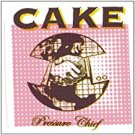 cake - pressure chief CD 2004 sony 11 tracks used mint