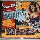 superfly - royale with cheese the E.P. CD 1996 transient spike juice music 5 tracks used mint